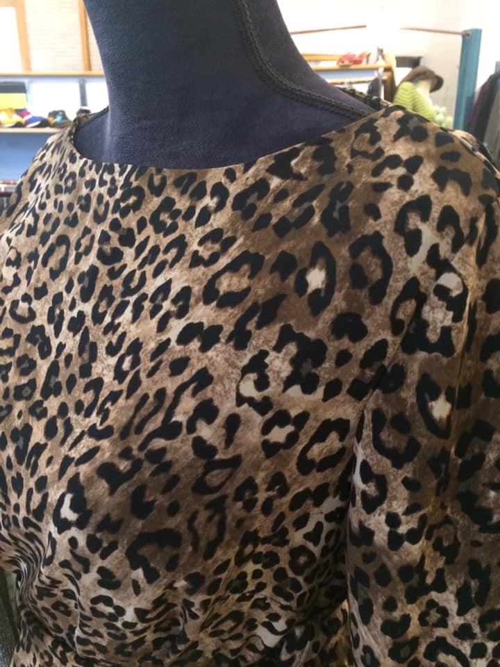 Klamotte Mädels-Silvesterparty-Outfit #15 - Detail