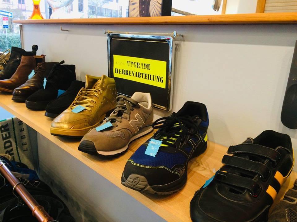 Klamotte-Upgrade-Herrenabteilung-Outfits #19 - Schuhe