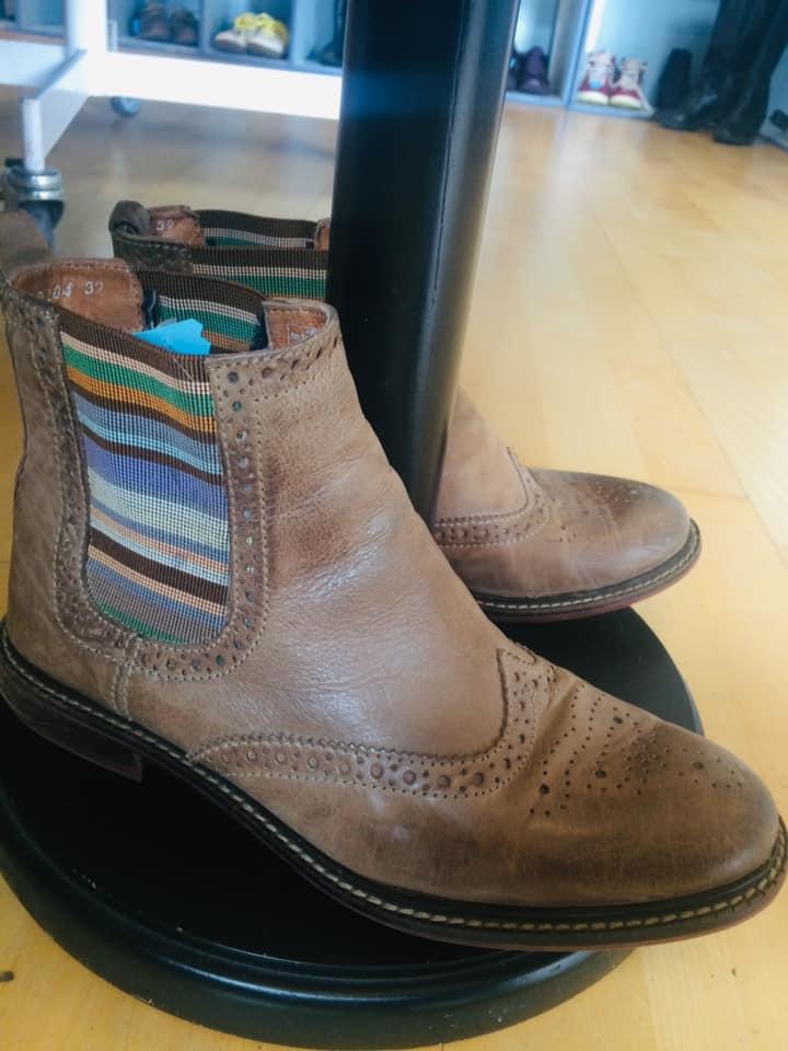 Klamotte-Lederjacken-Outfit #23 - Schuhe