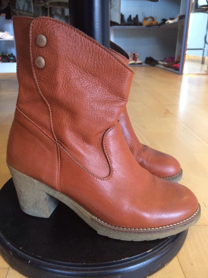 Klamotte-Vintage-Outfit #28 - Schuhe