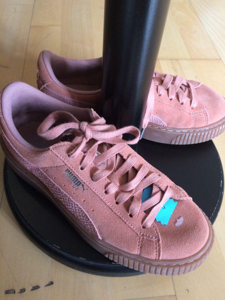 Klamotte-Sonntags-Shopping-Bummel-Outfit #29 - Schuhe