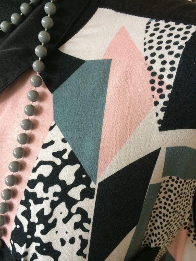 Klamotte-Sonntags-Shopping-Bummel-Outfit #29 - Detail