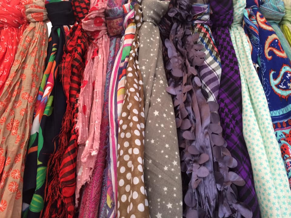 Klamotte-Accessoires-für's-Outfit #36 - Tücher