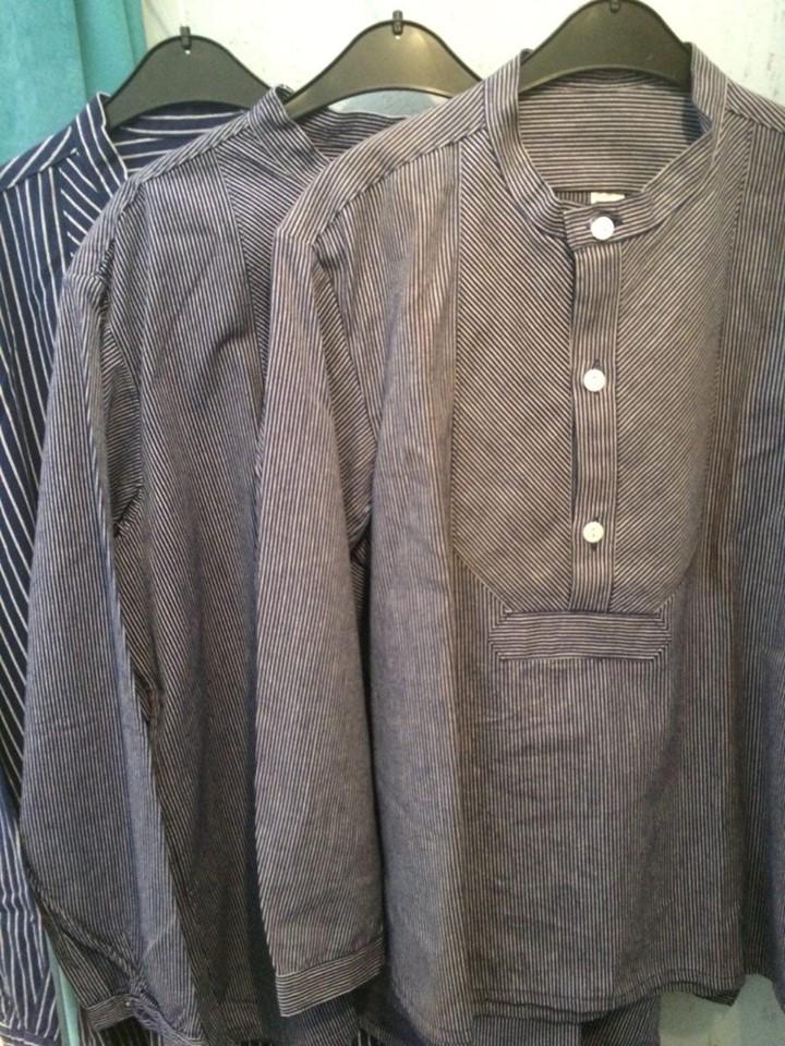 Klamotte-mal-wieder-was-für-die-Herren-Outfit #39 - Hemd
