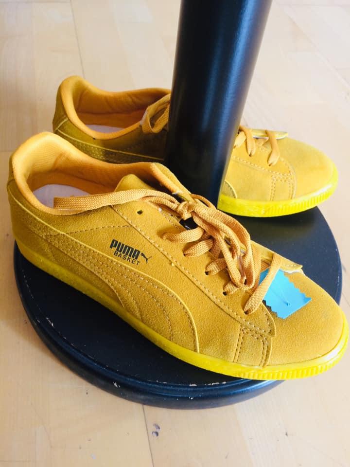 Klamotte-Sommerwetter-Outfit #41 - Schuhe