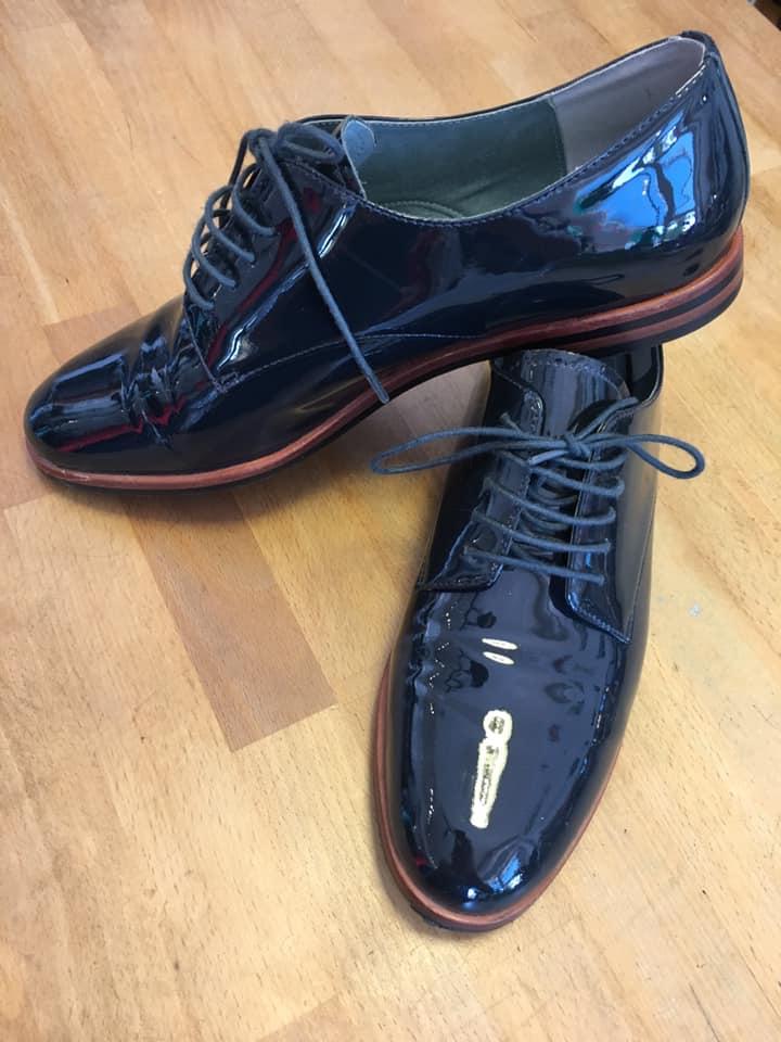 Klamotte-ein-ungleiches-Paar-Outfit #50 -Schuhe