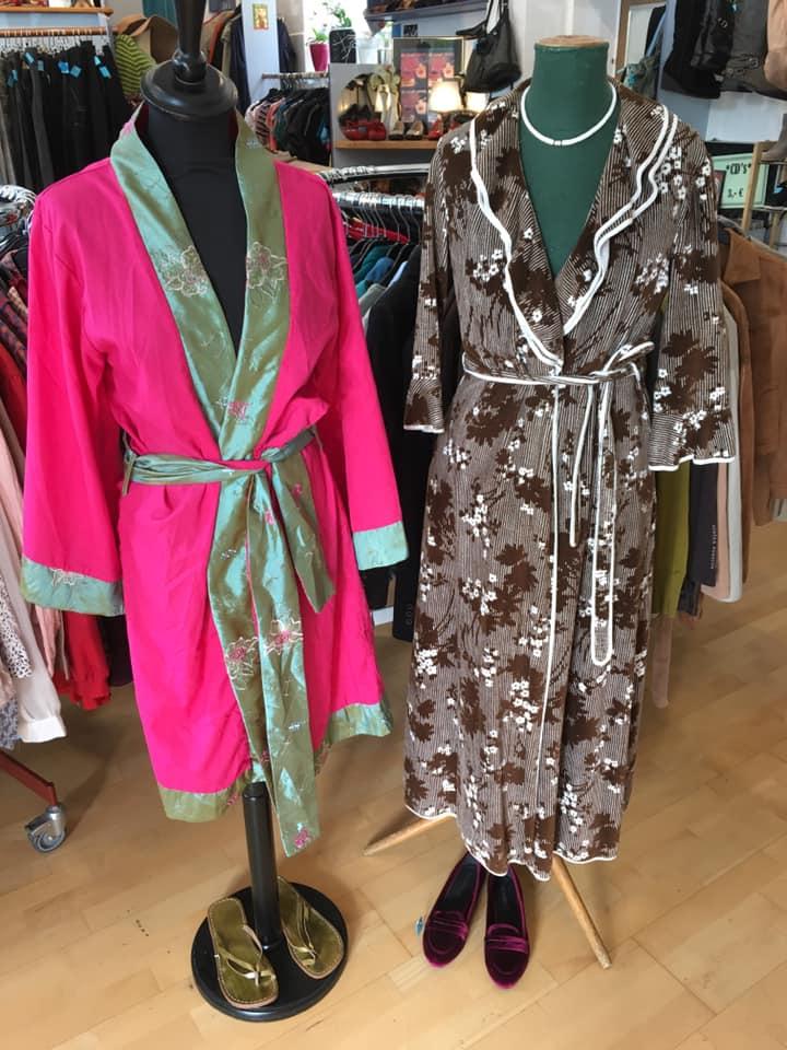 Klamotte-Weekend-Outfit #53: Kimono und Morgenmantel!