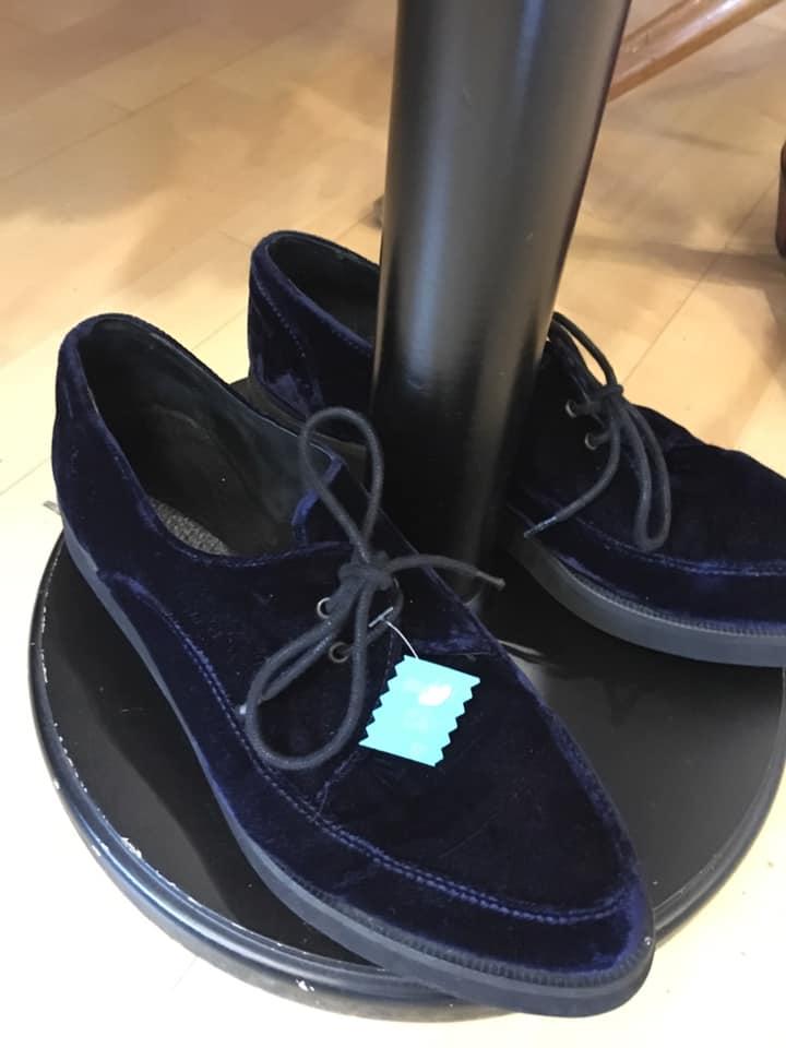 Klamotte-Mantel-Outfit #57 - Schuhe