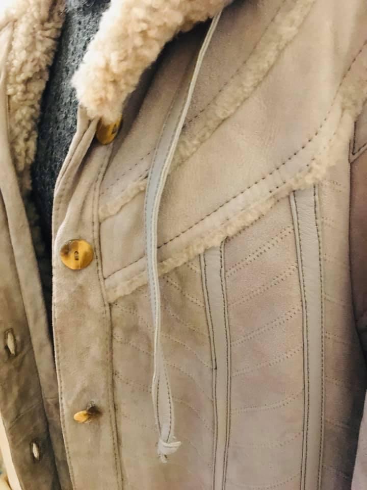 Klamotte-Wintermantel-Outfit #62 - Detail