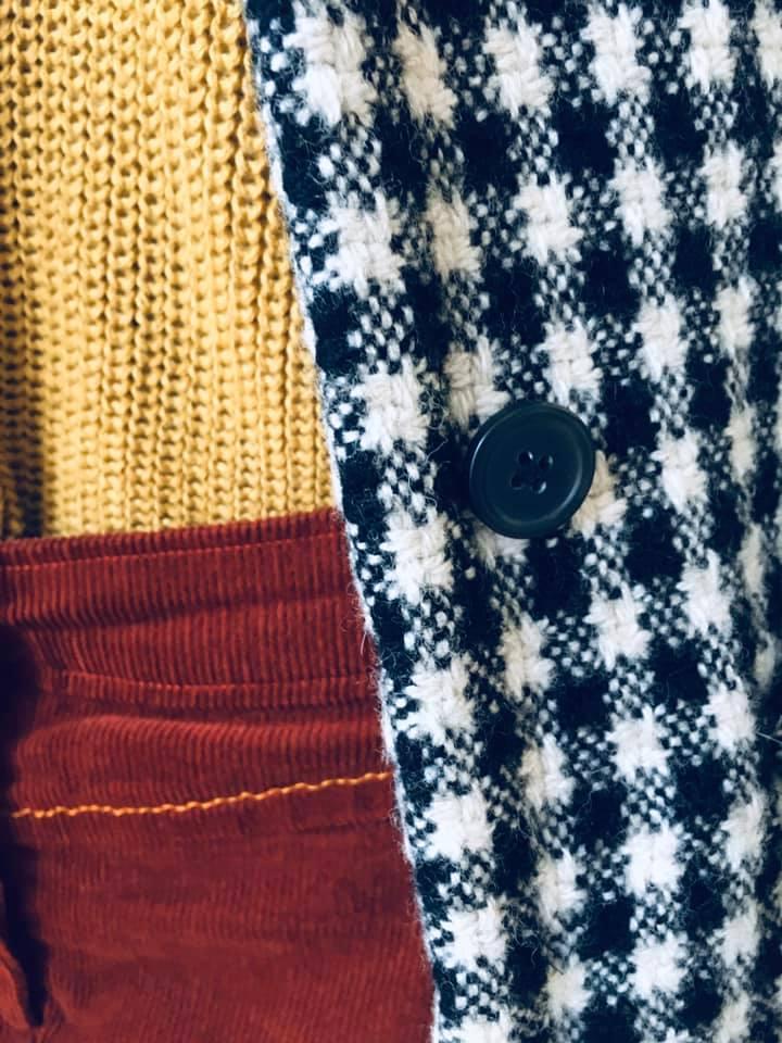 Klamotte-Farbklecks-Outfit #63 - Detail