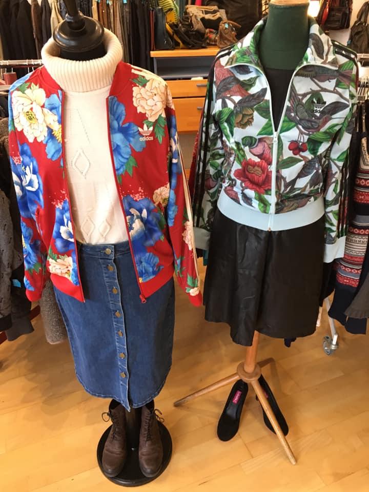 Klamotte-3-Streifen-Outfit #65