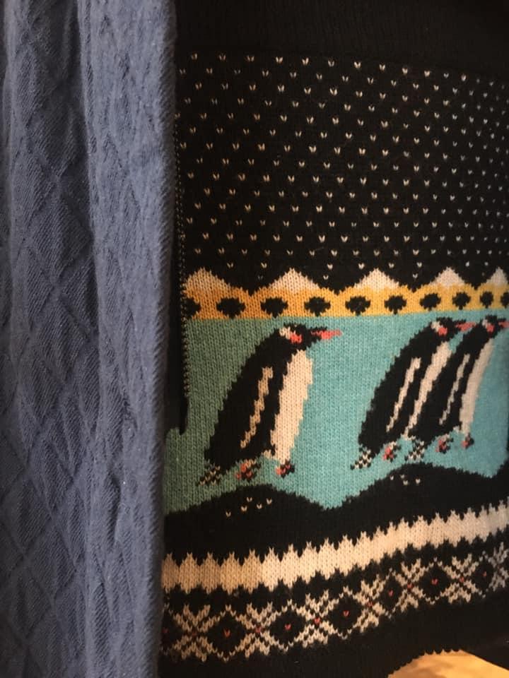 Klamotte-Frostschutz-Outfit #72 - Detail
