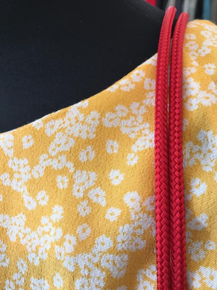 Klamotte-Sunshine-Outfit #82 - Detail