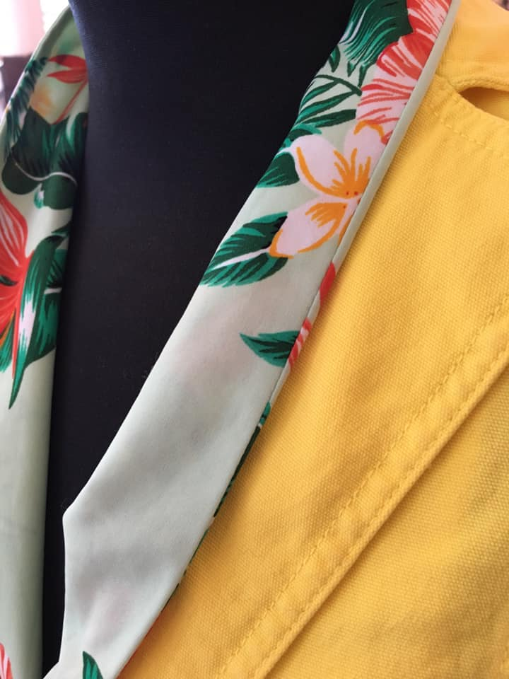 Klamotte-karibisches-Outfit #85 - Detail