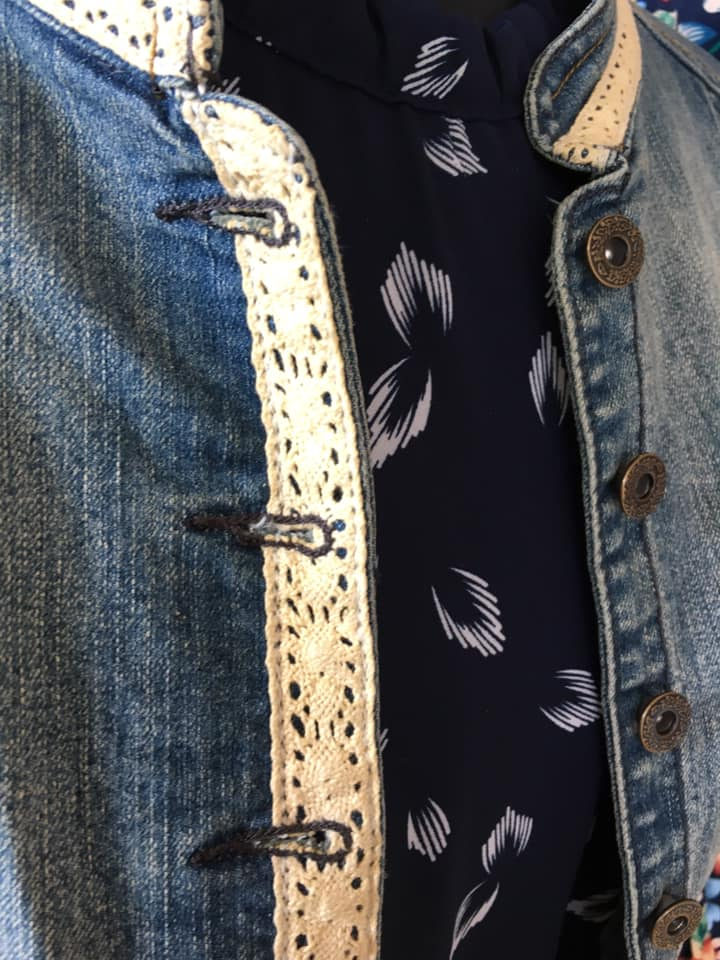 Klamotte-einfach-schönes-Outfit #8 - Detail