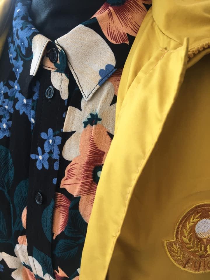 Klamotte-regendicht-Outfit #90 - Detail