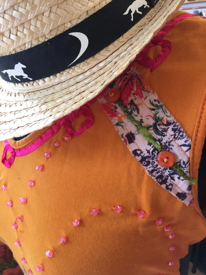 Klamotte-Hochsommer-Outfit #96 - Detail