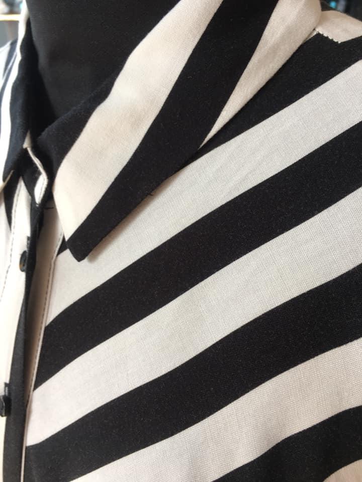 Klamotte-heute-monochrom-Outfit #97 - Detail