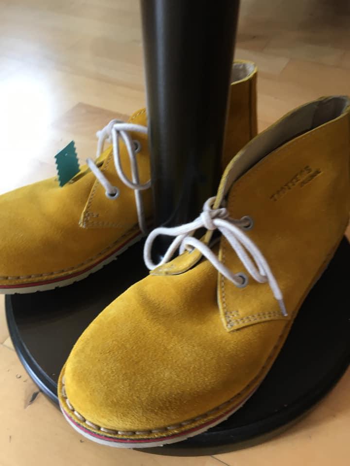 Klamotte-spontan-Herbst-Outfit #98 - Schuhe