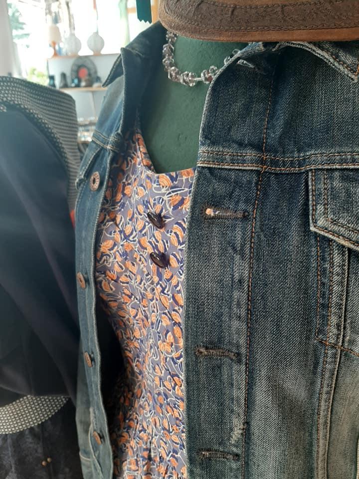 Sehr gelungenes Klamotte-Gastbeitrag-Outfit #101 - Detail