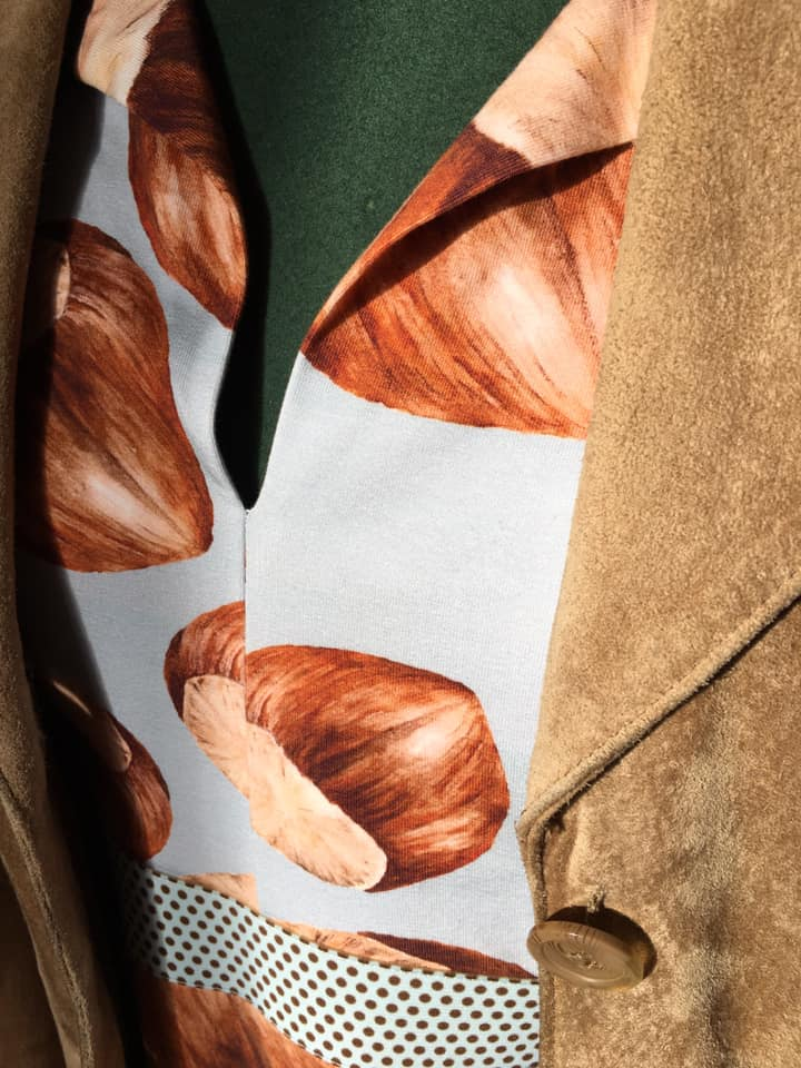 Klamotte-Herbstmotto-Outfit #104 - Detail
